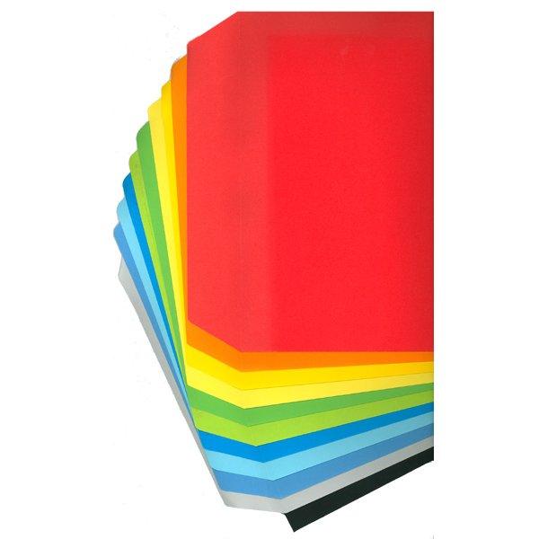 Farvede kuverter i C4P uden rude